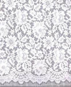 Французское кружево Valentino Blanc