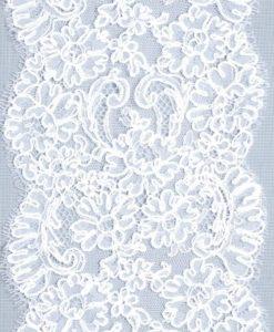 Кружево свадебное  Sophie Blanc Франция
