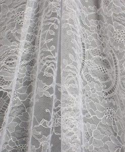 Французское свадебное кружево  by Bloss Blanc