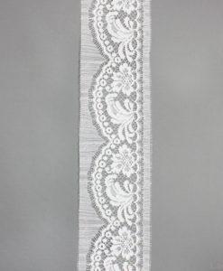 Французское свадебное кружево  Prada Blanc