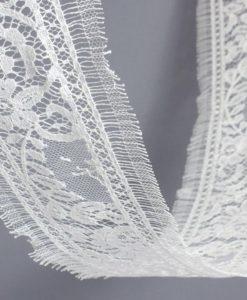 Французское свадебное кружево  Dior Ecru2000
