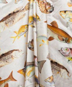 Шелк Рыбы от Dolce&Gabbana