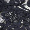 Хлопковое кружево Prada Marine цвет темного моря