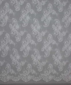 Кружево шантильи Marriel Blanc
