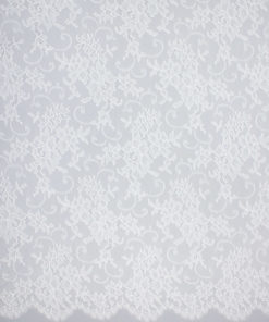 шантильи Кружево Франция Serena Blanc