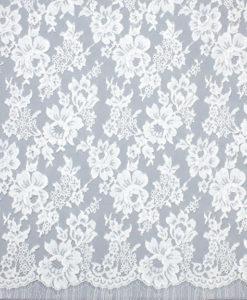 шантильи кружево Франция Rosalie Blanc