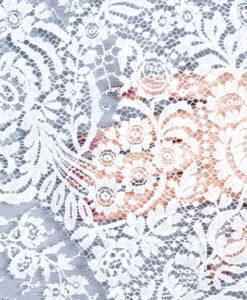 Свадебное кружево  Dior Blanc Франция