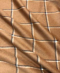 Ткань пальтовая Клетка