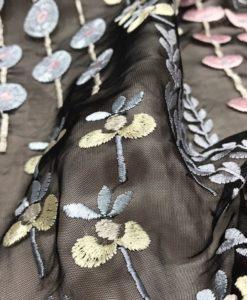 Сетка вышивка