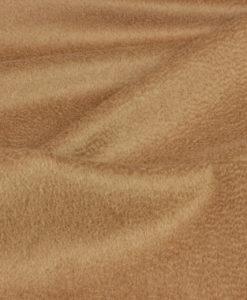 """Пальтовая ткань из натуральной шерсти верблюда. Цвет песочный """"Сахара""""."""