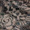Шерстяное кружево Winter Rose-2 Mava/ony зеленый кофе
