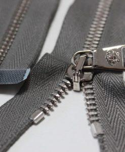 Молнии Versace металлические 60 см Тип 3