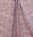 Хлопковое кружево Rainbow Rose/Sab розовый зефир, лососевый