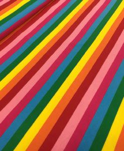 Трикотаж  Полоска цветная