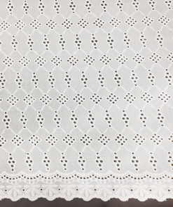 ткань хлопковое шитье