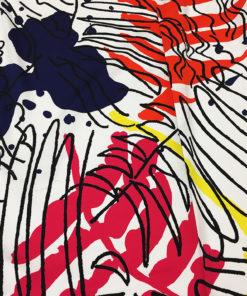 поплин абстрактный рисунок