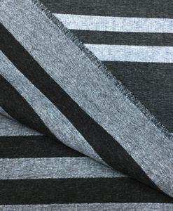 Ткань Пальтовая Полоска