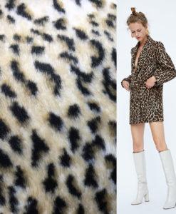 Леопард мех