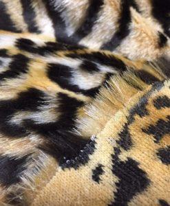 Мех тигр