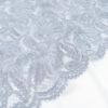 Французское кружево шантильи с кордом Etro Arctique