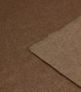 Пальтовая ткань из натурального кашемира. Цвет коричневый.
