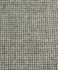Кашемир из коллекции дизайнера Loro Piana серо-зеленый