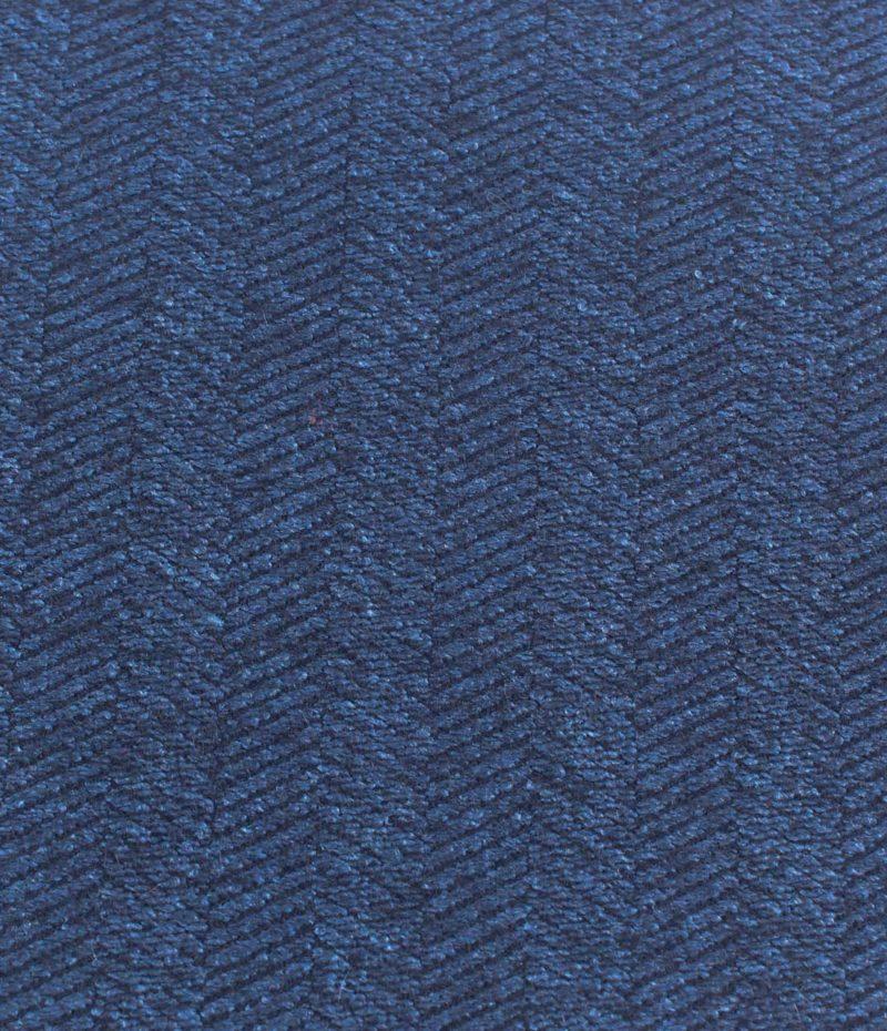 Кашемир из коллекции дизайнера Loro Piana синий и голубой