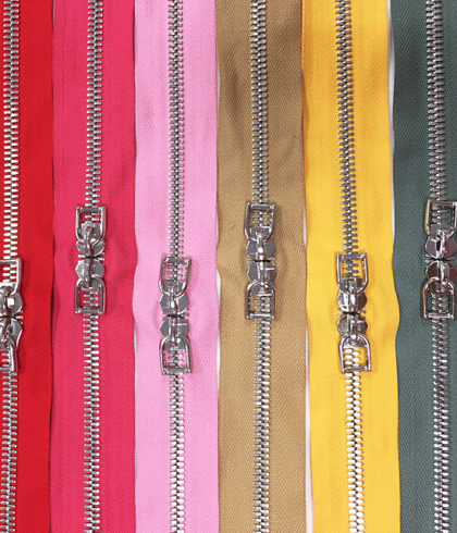 Молния сумочная Riri 99 см 2 замка Тип 6