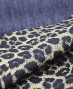 Джинса леопард от Just Cavalli