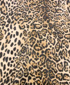 Эко-мех леопард