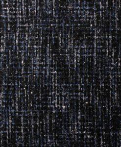 Костюмная ткань Chanel (Шанель) цвет синий