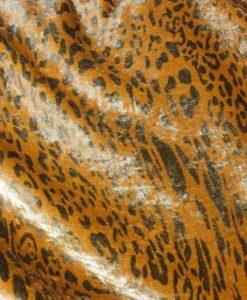Бархат леопард