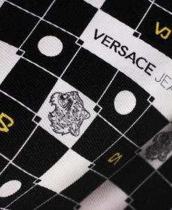 Джинса с принтом Versace