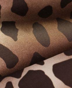 Коттон натуральный Леопард