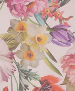 Шифон натуральный от Dolce Gabbana Бурная весна