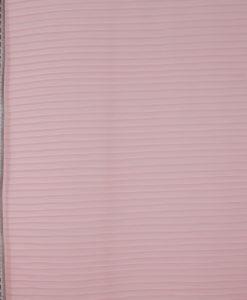 Гофре однотонный Розовый