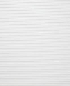 Плиссе однотонный белый