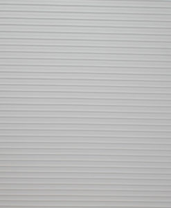Плиссе однотонный серый
