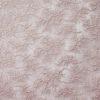 Кружевная вышивка с пайетками Веточки цвет пыльно-розовый
