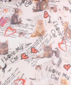 Шифон кошки