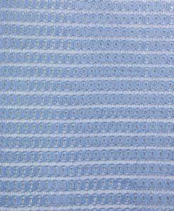 Макраме голубого цвета