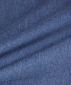 Джинса синего цвета