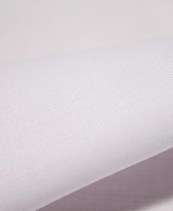 Поплин блузочный ткань белого цвета