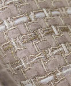 Ткань костюмная Chanel (Шанель) цвет бежевый