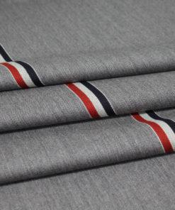 Ткань костюмная «Лампас»