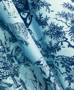 Ткань плащёвая Саванна от Dior
