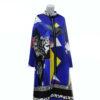 Ткань плащевая купонная от Versace