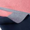 Пальтовая ткань Дабл однотонная и в полоску
