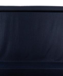Пальтовая ткань «букле» темно-синий