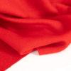 Пальтовая ткань «букле» алый